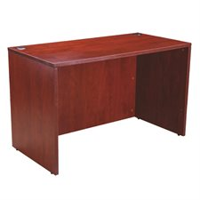 "Bureau simple 48 x 24"" cerisier"