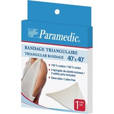 Bandage triangulaire