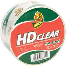Ruban d'emballage HD Clear™